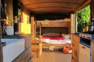 Hen Party ideas at Mad Dogs - Cosy Van