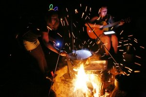 Hen Party ideas at Mad Dogs - Fire and Fun